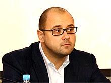 Народный депутат Партии Регионов Дмитрий Святаш